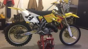 2003 rm 125 for sale or trade