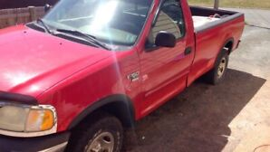 2001 F-150 Lariat (ONLY 177 THOUSAND KMS)