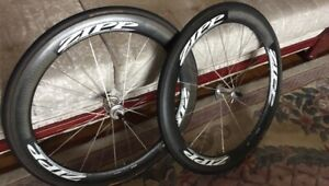 Roues  Carbon Wheel set Zipp 404 tubular Shimano/Sram
