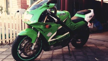Zxr2r 250cc 1995 (LAMS)