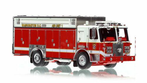 Washington DC 2019 KME Air Unit 1 1/50 Fire Replicas FR089-1 Brand New