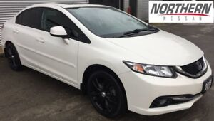 2013 Honda Civic Sdn Touring, Nav, Back up Camera! Leather Seats