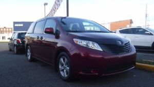 2012 Toyota Sienna CE AIR CRUISE ET ++ 90 DAYS WITHOUT PAYMENTS