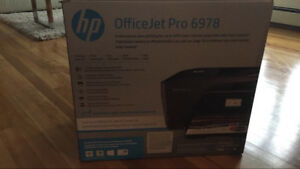 Imprimante HP OfficeJet Pro 6978 multifonctions
