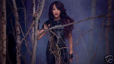Wwe Halloween Divas (Alicia Fox WWE Divas Halloween Photo)