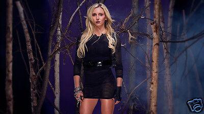Wwe Halloween Divas (Charlotte WWE Divas Halloween Photo)