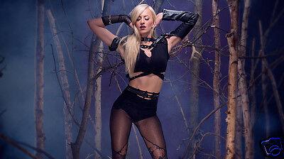Wwe Halloween Divas (Summer rae WWE Divas Halloween Photo)