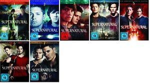 Supernatural Staffel/Season 1+2+3+4+5+6+7 * NEU OVP * DVD Box Set