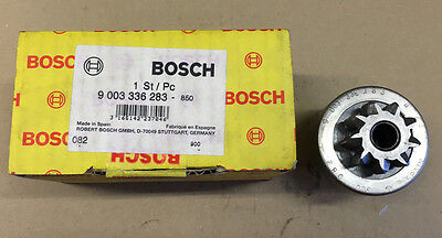 Original Bosch Ritzel / Freilaufgetriebe 9003336283 für Anlasser Starter