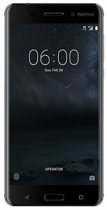 Nokia-6-32GB-Mattschwarz-Ohne-Simlock-Smartphone-Dual-SIM-NEU-OVP