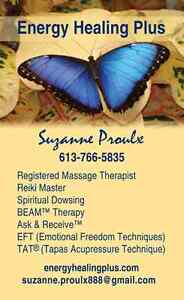 Massage Therapy & Energy Healing Kingston Kingston Area image 1