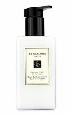 Jo Malone London English Pear & Freesia Body And Hand Lotion 8.5oz/250ml New