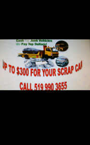 NEED A TOW ?? 519 990 3655