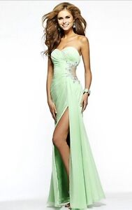Because prom/ pageant dress