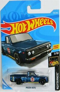 Hot Wheels 1/64 Mazda Repu Pickup Truck Diecast