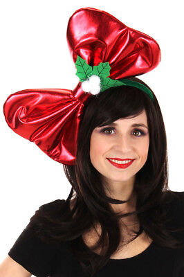 ELOPE Giant Christmas Costume Bow Headband for Women by