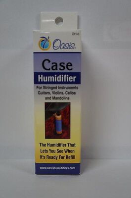 New Oasis Guitar Case Humidifier - Blue