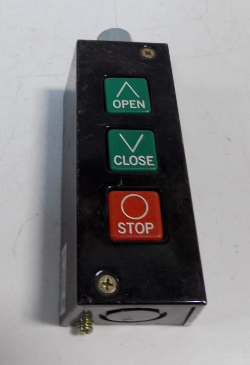GLEASON AVERY OPEN/CLOSE/STOP CONTROLLER PBU-3