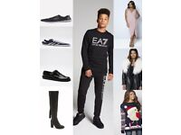 WHOLESALE - BRANDED & UNBRANDED Clothing & Footwear - Manchester!
