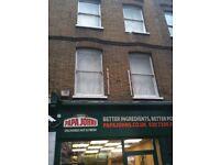 Single 1 beed room bedroom to rent in 123a Upper Street N1 1QP islington