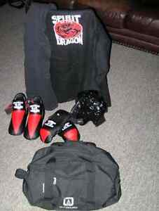 """Spirit of the Dragon"" kempo gear. Regina Regina Area image 1"
