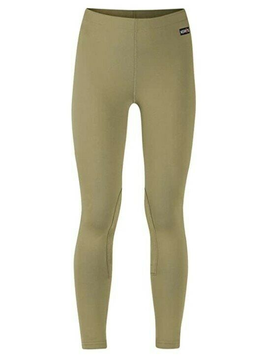 Kerrits Kids Knee Patch Sprout Starter Tight - Beige