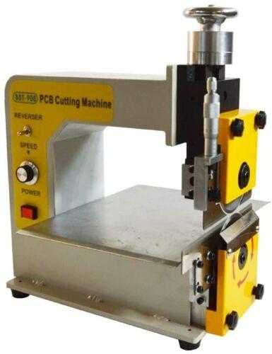 New V-cut PCB Cutting Machine Groove Cutter Separator Machine 110V 40W