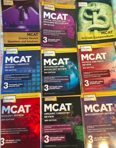Mcat | Great Deals on Books, Used Textbooks, Comics and more in