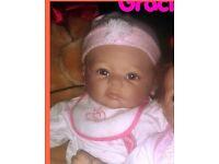 Ashton Drake so truly real doll Gracie :)