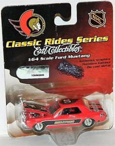 Ertl / Upper Deck / Fleer 1/64 Scale NHL Diecast Cars