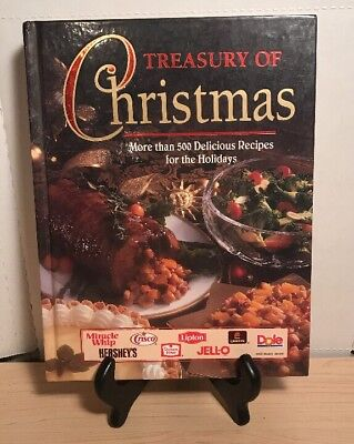 Treasury of Christmas: More than 500... Cookbook 1997