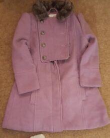 Girls 3-4 Coat