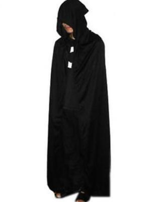 Halloween Grim Reaper Costume (Halloween Phantom Of Darkness Grim Reaper Fancy Dress)