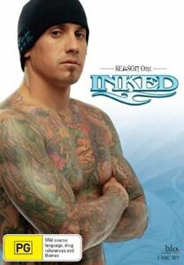 Inked : Season 1 (DVD, 2009, 3-Disc Set) Brand New  Region 4
