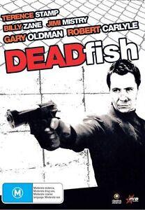 Dead Fish (DVD, 2010) Region 4 Australia Brand New Sealed Free Shipping