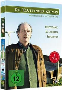 Die Kluftinger Krimis, 3 DVD (2015)