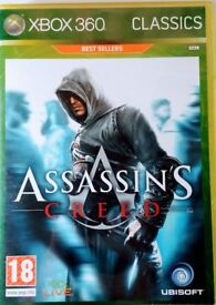 Assassin's Creed - Classics Edition for Xbox 360 (used)