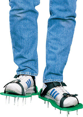Lawn Aerator Sandals, 1 pair, One Size