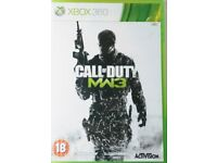 Call of Duty: Modern Warfare 3 for Xbox 360 (used)