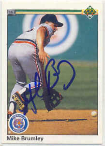 MIKE-BRUMLEY-DETROIT-TIGERS-SIGNED-BASEBALL-CARD-CUBS-RED-SOX-MARINERS-PADRES