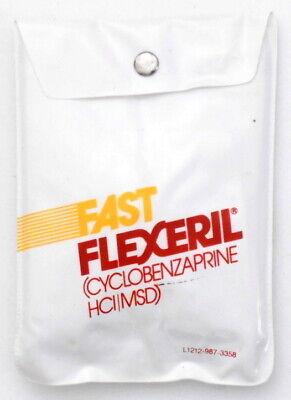 Vintage Pharmaceutical Drug Co. Advertising Flexeril Inflatable Pillow NEW