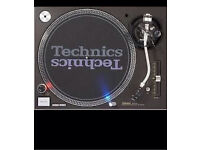 Wanted - All Technics Turntables (1200/1210)