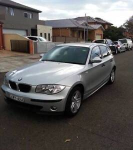 BMW 118i  Hatchback excellent condition Rhodes Canada Bay Area Preview