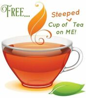 FREE Steeped Tea Samples & Catalogue!