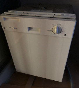 Must sale my stainless steel GE dishwasher