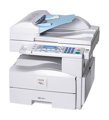 Ricoh Aficio Mp-161 Copier No Printscanfax Function Available