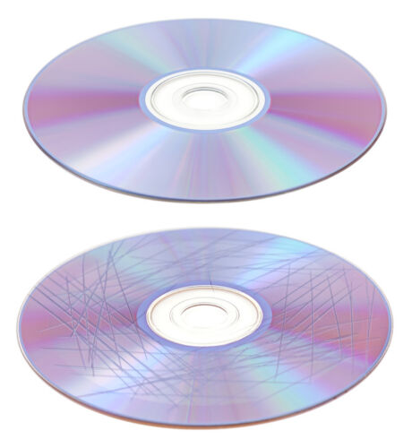How to Repair a Scratched DVD