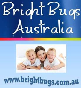 Bright Bugs Australia Pty Ltd - Business Name for Sale + more Emerald Cardinia Area Preview