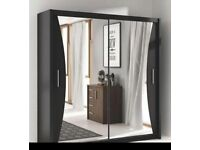 HIGH QUALITY SLIDING MIRRORED WARDROBES FOR SALE WITH CASH ON DELIVERY