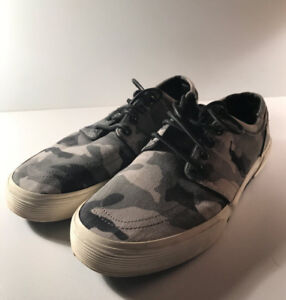 Great Condition- POLO Shoes (Snow/Winter Camouflage)